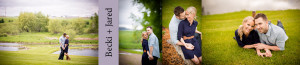 Becki & Jared's Engagement Featured Image