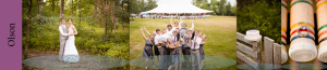 Olson Wedding Featured Image